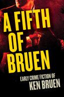 A Fifth of Bruen [Pdf/ePub] eBook
