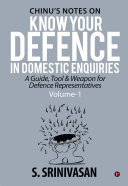 Pdf Volume 1: Chinu's Notes on Know your defence in domestic enquiries Telecharger