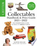 Miller's Collectables Handbook and Price Guide 2021-2022