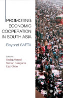 Pdf Promoting Economic Cooperation in South Asia
