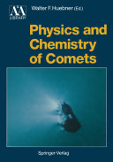 Pdf Physics and Chemistry of Comets Telecharger