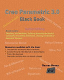 Creo Parametric 3  0 Black Book