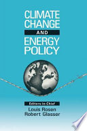 Climate Change and Energy Policy Book