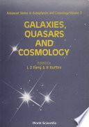 Galaxies, Quasars, and Cosmology