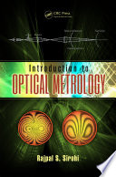Introduction to Optical Metrology Book