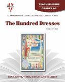 The Hundred Dresses Novel Units Teacher Guide Book PDF