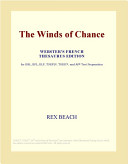 The Winds of Chance (Webster's French Thesaurus Edition)
