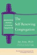 The Self renewing Congregation