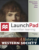 LaunchPad for A History of Western Society  Six Month Access