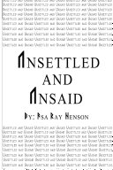 Pdf Unsettled and Unsaid