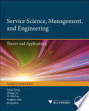 Service Science  Management  and Engineering Book