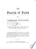 The Prayer of Faith Book