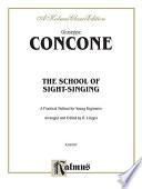 The School of Sight Singing  Practical Method for Young Beginners  Lutgen