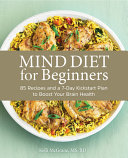 Mind Diet for Beginners
