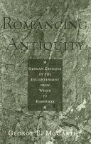 Romancing Antiquity