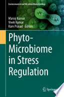 Phyto Microbiome in Stress Regulation Book