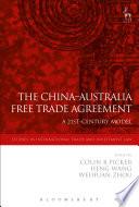The China-Australia Free Trade Agreement