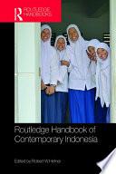 Routledge Handbook Of Contemporary Indonesia