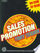 """Sales Promotion"" by Tony Yeshin"