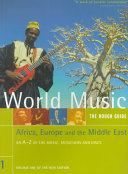 World Music  Africa  Europe and the Middle East