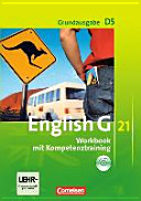 English G 21. D 5 Grundausgabe. 9. Schuljahr. Workbook Mit CD
