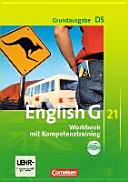 English G 21. D 5 Grundausgabe. 9. Schuljahr. Workbook Mit CD