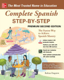 Complete Spanish Step-by-Step, Premium Second Edition Pdf/ePub eBook