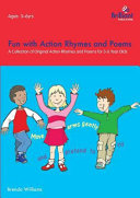 Fun with Action Rhymes and Poems