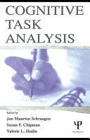 Cognitive Task Analysis