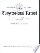 Congressional Record V 149 Pt 25 Daily Digest 108th Congress