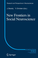 New Frontiers in Social Neuroscience Pdf/ePub eBook