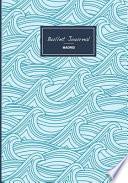 Bullet Journal. Waves