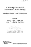 Creating Successful Dementia Care Settings