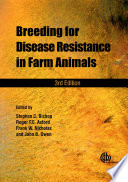 Breeding for Disease Resistance in Farm Animals