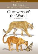link to Carnivores of the world in the TCC library catalog