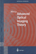 Advanced Optical Imaging Theory - Seite 5