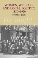 Women Welfare And Local Politics 1880 1920