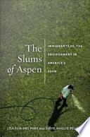 The Slums of Aspen Book