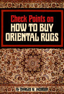 Check Points on How to Buy Oriental Rugs [Pdf/ePub] eBook