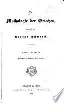 bd. Die mythologie der Griechen