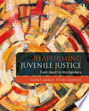 Reaffirming Juvenile Justice  : From Gault to Montgomery