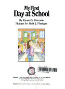 My First Day at School Book PDF