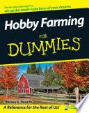 Hobby Farming For Dummies Book PDF