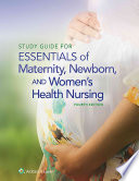 Maternity, Newborn and Women's Health Nursing