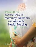 Maternity, Newborn and Women's Health Nursing