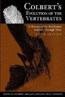 Colbert's Evolution of the Vertebrates