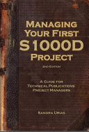 Managing Your First S1000D Project