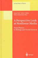 A Perspective Look at Nonlinear Media