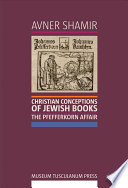 Christian Conceptions Of Jewish Books