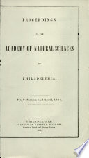 Proceedings of The Academy of Natural Sciences  No  2    March and April  1864